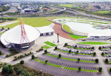 Vodafone Events Centre Auckland New Zealand